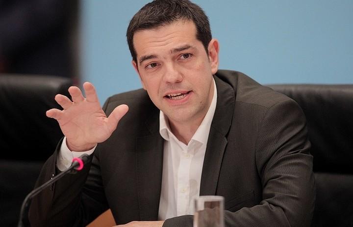 Τσίπρας: Ο Βορράς συσσωρεύει πλεονάσματα και ο Νότος υποφέρει από ελλείμματα