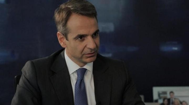 """Μητσοτάκης: """"Η ΝΔ θα διπλασιάσει την κοινοβουλευτική της δύναμη"""""""