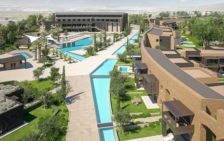 Έρχεται το πρώτο 6αστερο ξενοδοχείο στην Ελλάδα