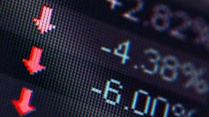 Ευρωαγορές: Βαριές απώλειες... εξ Αμερικής