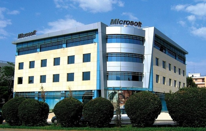 Kορυφαία θυγατρική της Microsoft η Microsoft Hellas