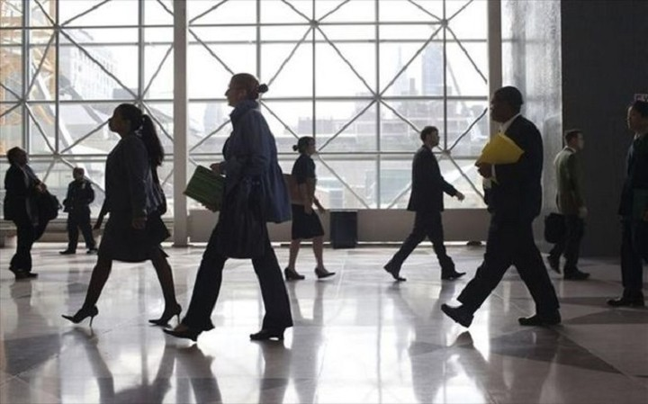 Aυξήθηκε η απασχόληση στην Ελλάδα
