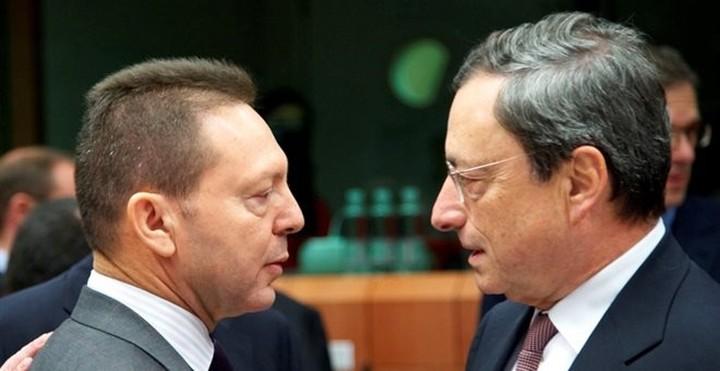"""ΤτΕ: """"H ΕΚΤ είναι μαζί μας στο στόχο για πλεόνασμα κάτω από το 3,5%"""""""