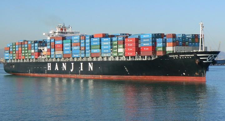 Καταρρέει αλά... Lehman Brothers η Hanjin Shipping