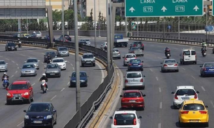 Κυκλοφοριακές ρυθμίσεις στη Λεωφόρο Κηφισού λόγω έργων