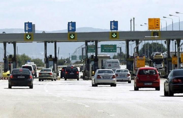 Νέα διόδια στην Αθηνών - Πατρών -Πόσο θα κοστίζει το ταξίδι