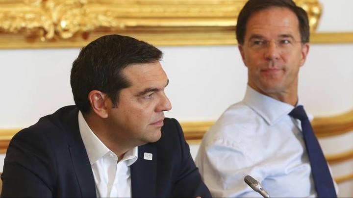 """Τσίπρας: """"Σήμερα φάνηκε ότι γνωρίζουμε πως βρισκόμαστε σε μια μεγάλη κρίση"""""""