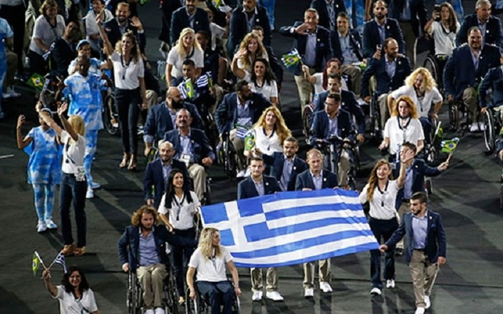 Δεκατρία τα μετάλλια της Ελλάδας στους παραολυμπιακούς του Ρίο