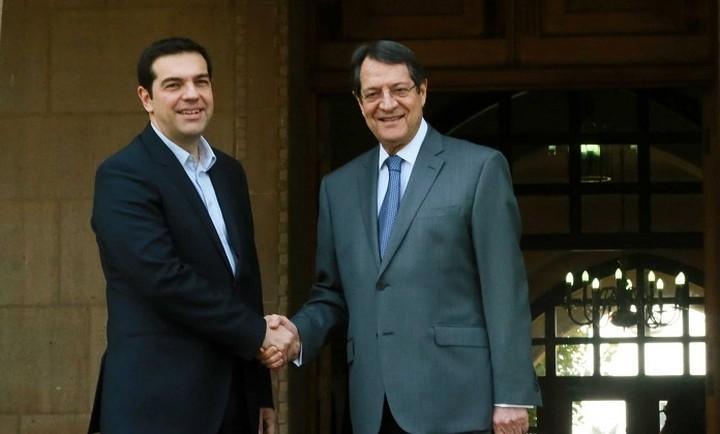Αναβλήθηκε η συνάντηση Τσίπρα - Αναστασιάδη