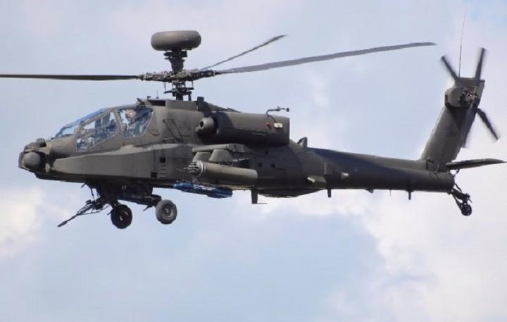 Στρατιωτικό ελικόπτερο κατέπεσε κοντά στη Θεσσαλονίκη