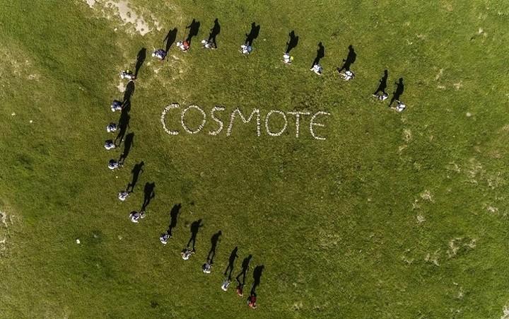 Cosmote: Στην κορυφή και πάλι οι εναερίτες