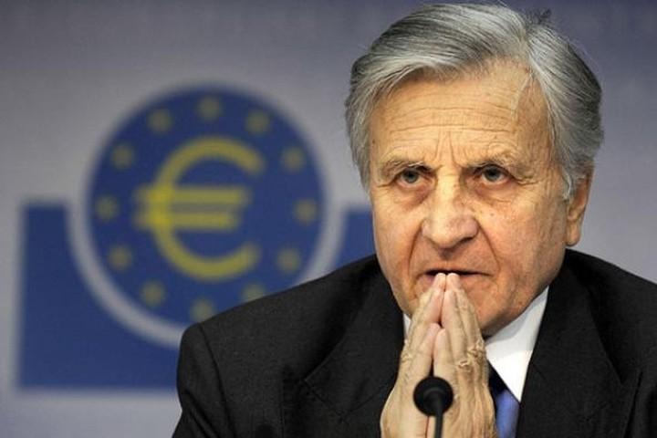 Συγκρατημένα αισιόδοξος για το ευρώ ο Ζαν-Κλοντ Τρισέ
