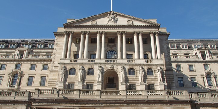 "BoE: ""Βλέπει"" επιβράδυνση του ρυθμού ανάπτυξης το 2017"
