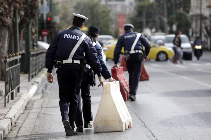 Κυκλοφοριακές ρυθμίσεις στην Αθήνα την Κυριακή
