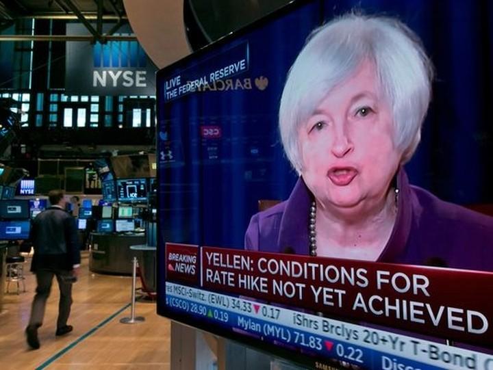 WS: Ιστορικό υψηλό ο Nasdaq ελέω Fed