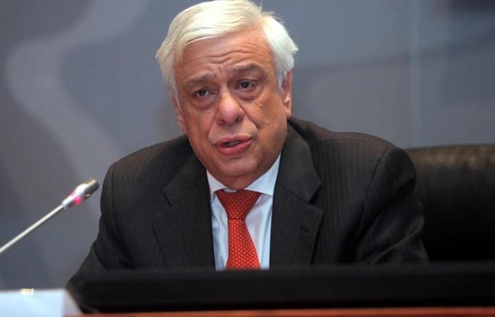 Παυλόπουλος: Ανάγκη επαναπατρισμού των Γλυπτών του Παρθενώνα