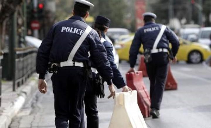 Κυκλοφοριακές ρυθμίσεις στην Αθήνα σήμερα