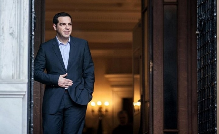 Διυπουργική σύσκεψη υπό τον Αλέξη Τσίπρα
