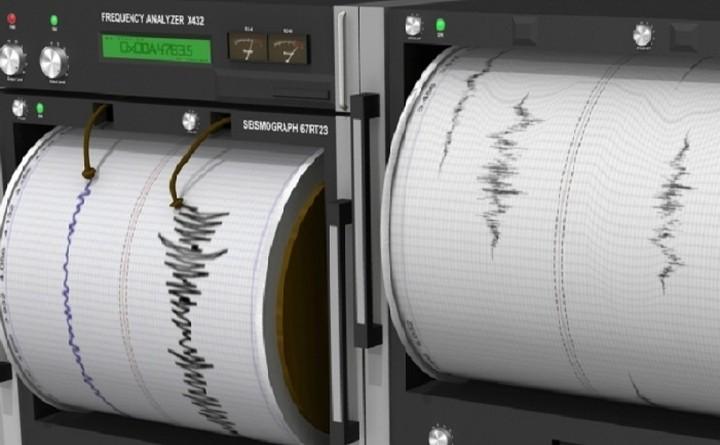 Ισχυρός σεισμός νοτιοδυτικά της Καλαμάτας