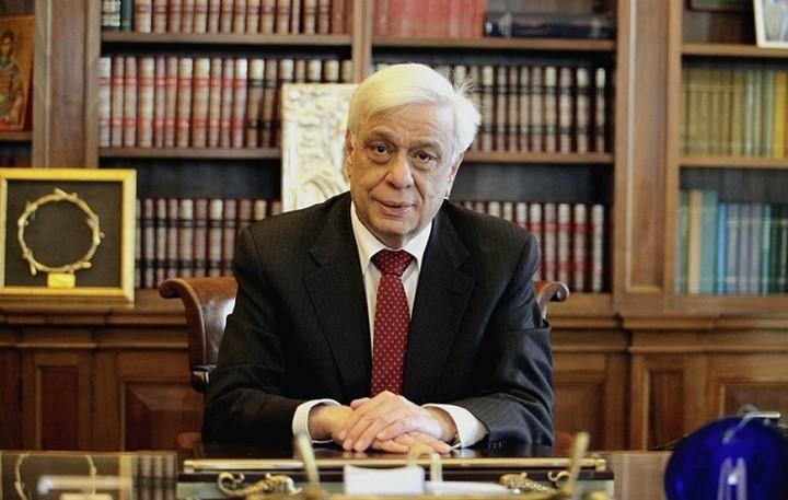 Παυλόπουλος: Η αφοσίωσή του Πέρες στο Έθνος θα μείνουν πάντα στη μνήμη μας