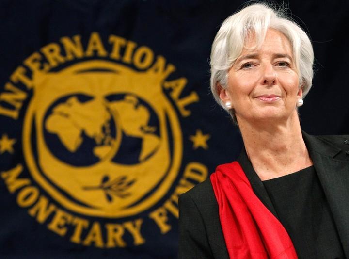 Λαγκάρντ: Το ΔΝΤ πρόκειται να υποβαθμίσει τις προβλέψεις του για τις ΗΠΑ