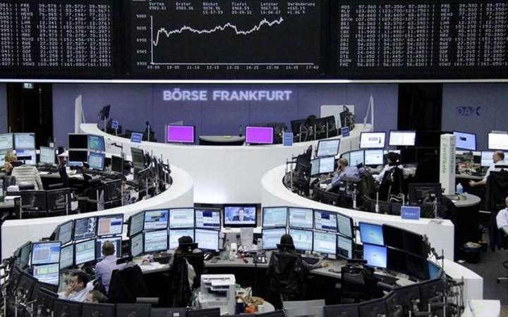 Ανάκαμψη στις ευρωαγορές ελέω Deutsche Bank