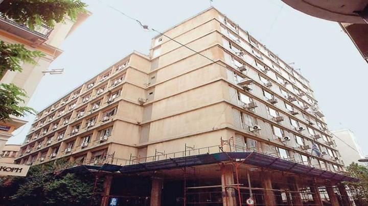 Το υπουργείο που έγινε… πεντάστερο ξενοδοχείο