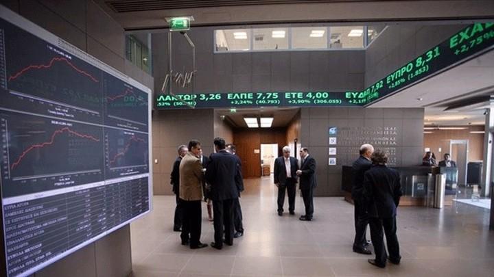 ΧΑ: Συν 10 μονάδες για τον Γενικό Δείκτη με τις... ευλογίες του ΔΝΤ