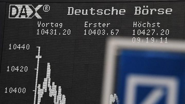 Κέρδη στις ευρωαγορές με αρωγό τη Deutsche Bank