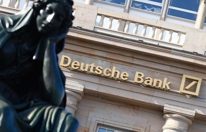 Υποχωρεί η μετοχή της Deutsche Bank