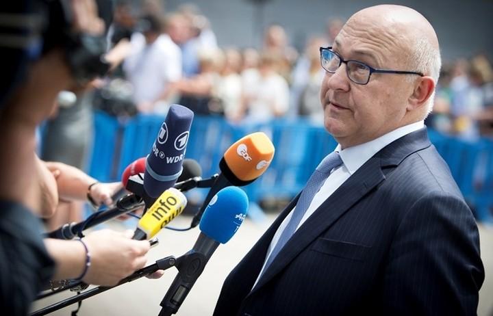 Σαπέν: Η Ελλάδα έχει κάνει μεγάλες προσπάθειες