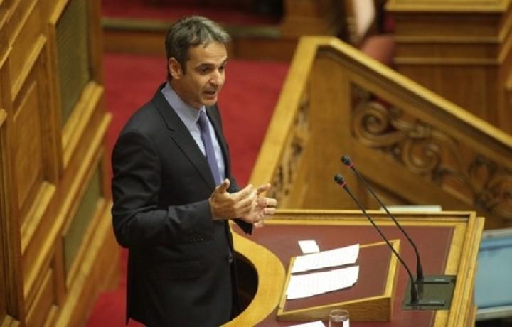 Μητσοτάκης σε Τσίπρα: «Δεν αξίζει στη χώρα να είσαστε εσείς πρωθυπουργός»