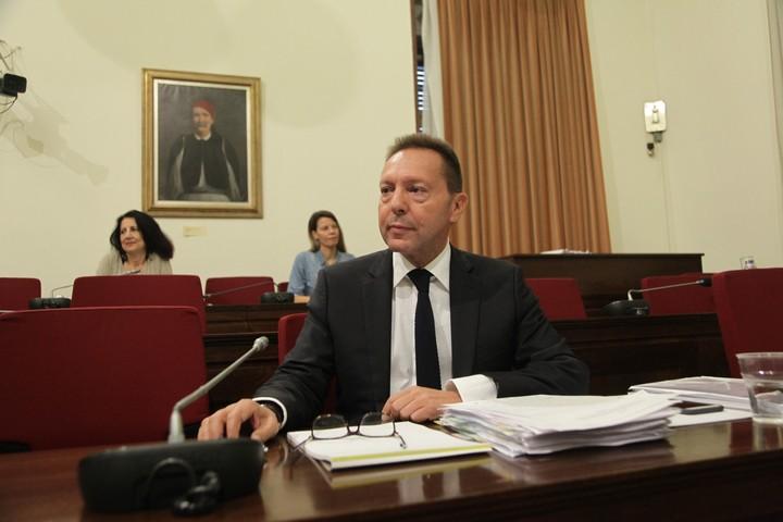 """Στουρνάρας: """"Ο Βαρουφάκης πήγε και είπε στην ΕΚΤ ότι είναι Υπουργός Οικονομικών μιας χρεοκοπημένης χώρας"""""""