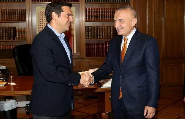 Τσίπρας: Να προστατευτούν οι ελληνοαλβανικές σχέσεις από τις εθνικιστικές φωνές