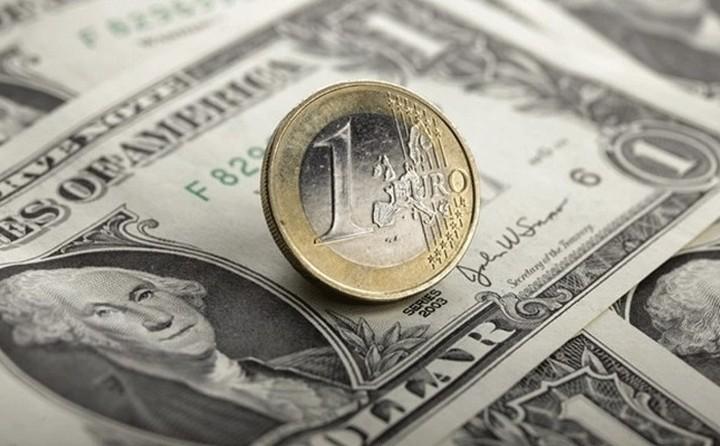 Ανοδική πορεία του ευρώ έναντι του δολαρίου