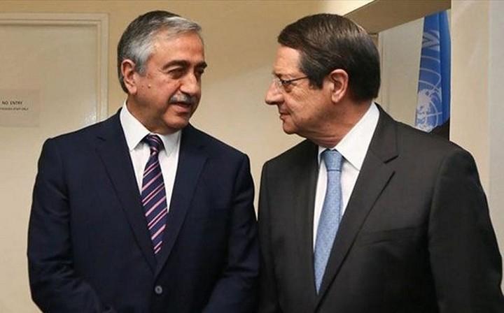 Διαπραγματεύσεις για το εδαφικό εκτός Κύπρου θα έχουν Αναστασιάδης- Ακιντζί