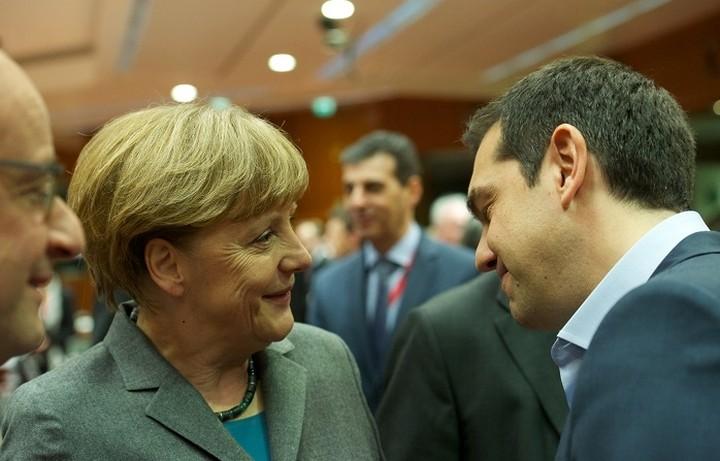 Τι συζητήθηκε στη συνάντηση Τσίπρα - Μέρκελ