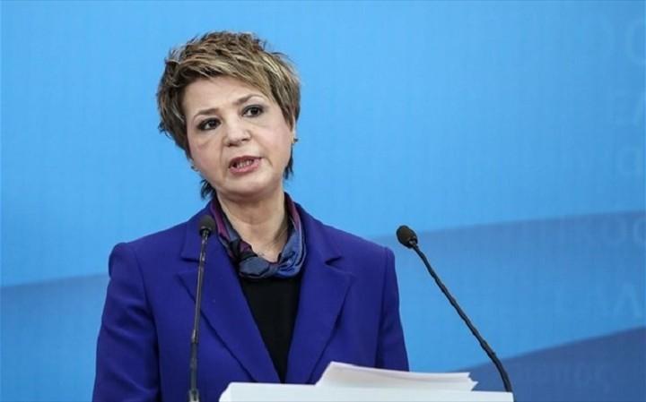 Γεροβασίλη: Η Ν.Δ. να αναλάβει τις συνταγματικές της ευθύνες για συγκρότηση του ΕΣΡ