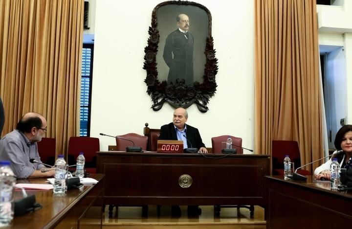 Η πρόταση της κυβέρνησης για τη συγκρότηση του ΕΣΡ