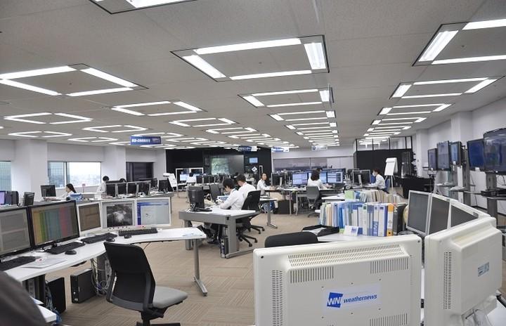 Η ιαπωνική εταιρία Weathernews έκανε απόβαση στην Ελλάδα