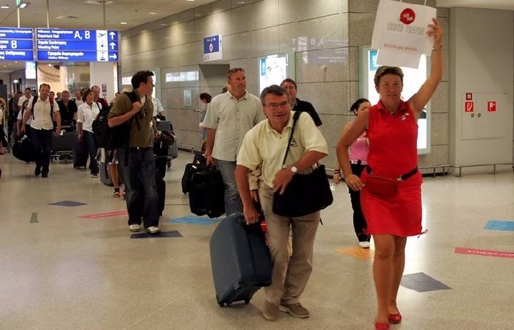 ΣΕΤΕ: Αναντιστοιχία ανάμεσα στα έσοδα και στις αφίξεις τουριστών