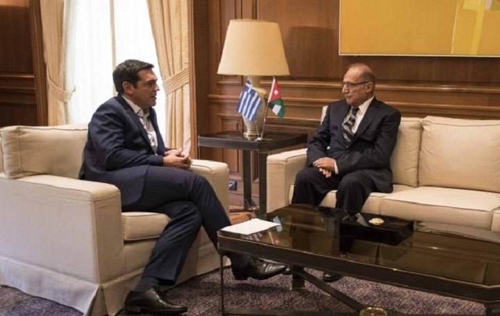 Tο προσφυγικό και οι ελληνο-αραβικές σχέσεις στο επίκεντρο της συνάντησης Τσίπρα - Ανάνι