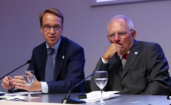 Γερμανοί εναντίον... ΕΚΤ