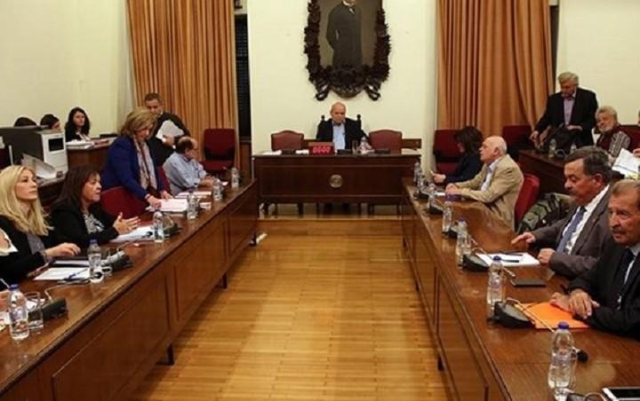 Την Πέμπτη η Διάσκεψη των Προέδρων της Βουλής για το ΕΣΡ