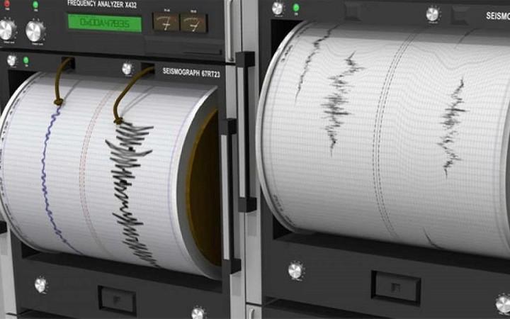Δυνατός σεισμός στην Βόρεια Ελλάδα