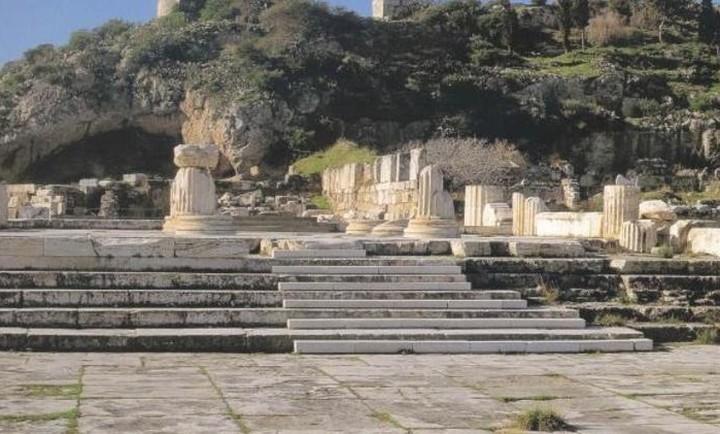 Η Ελευσίνα επιλέχθηκε Πολιτιστική Πρωτεύουσα της Ευρώπης 2021
