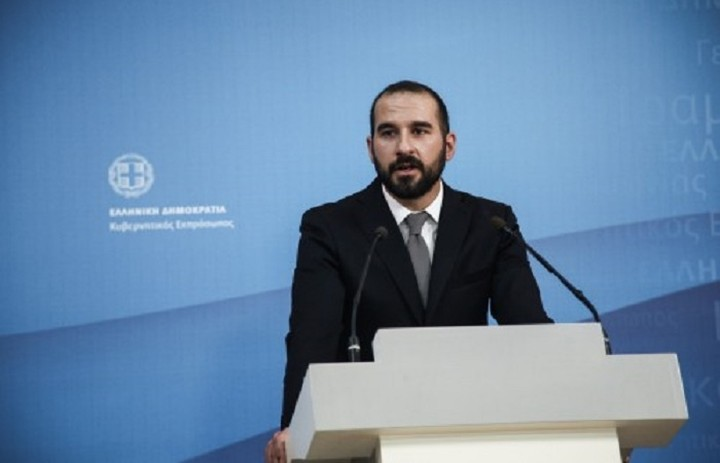 Τζανακόπουλος: Το ΑΕΠ δείχνει τη θετική πορεία της ελληνικής οικονομίας