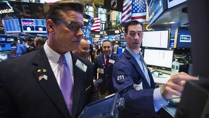 WS: Επιφυλακτικό κλίμα μετά τα ιστορικά υψηλά του Dow Jones
