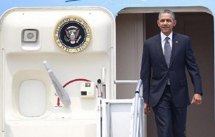 Στο Μέγαρο Μαξίμου ο Ομπάμα
