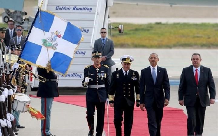 Καμμένος: Η επίσκεψη Ομπάμα στέλνει μήνυμα εξόδου από την κρίση